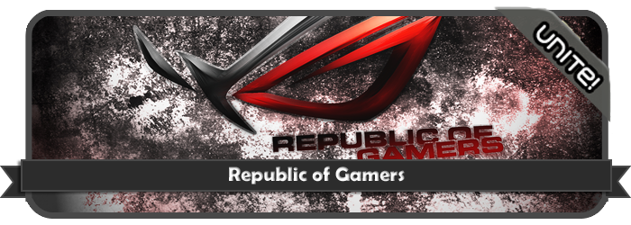 » Temas Importantes de ☆ Republic Of Gamers ☆