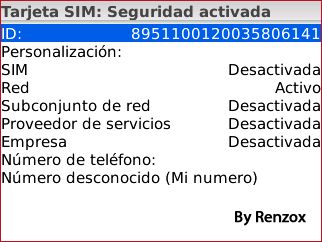 blackberry liberado